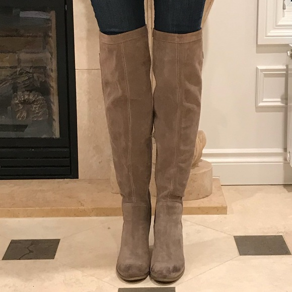 Italian Over The Knee Boots